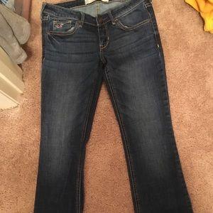 Hollister Bootleg Jeans
